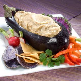 Roasted Eggplant Dip.
