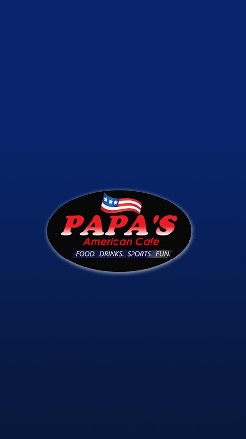 Papas America Cafe- screenshot
