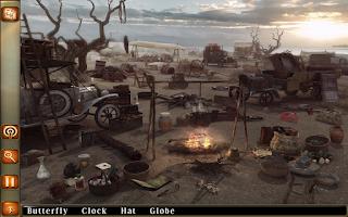 Screenshot of Public Ennemies HD