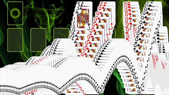 Golf (Turbo) Solitaire- screenshot thumbnail
