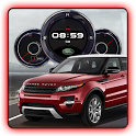 Land Rover Evoque Compass LWP icon