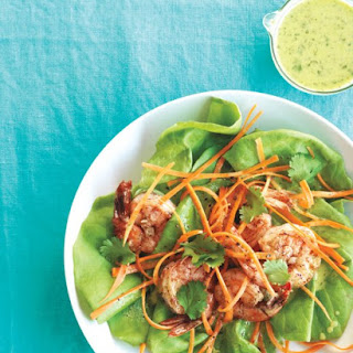 Shrimp Salad with Cilantro-Lime Vinaigrette