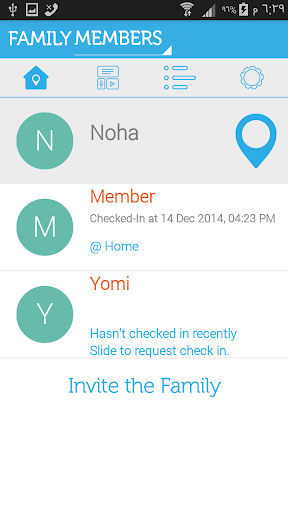 Yomi Family App