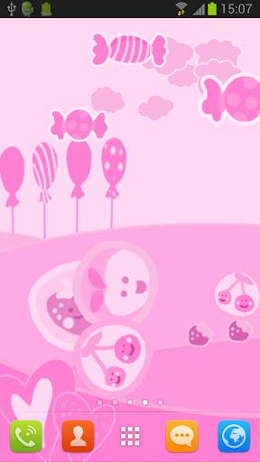 糖果動態壁紙