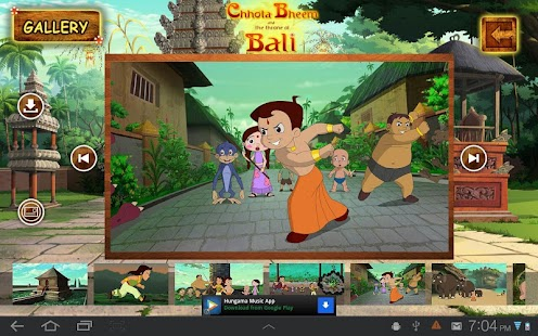 Bali Movie App - Chhota Bheem- screenshot thumbnail