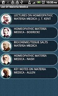 Materia Medica Pro - screenshot thumbnail