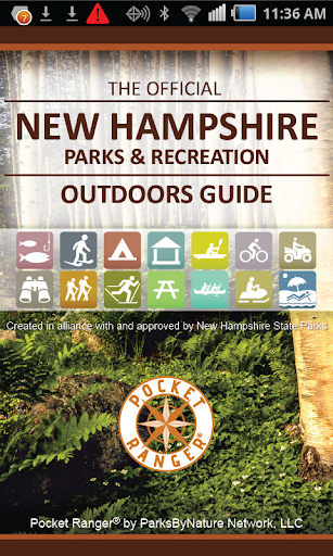 Official NH State Parks