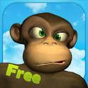 Poo Chuckin' Monkey Free icon