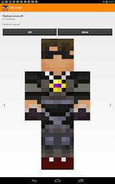 Minecraft Skin Studio Screenshot 9