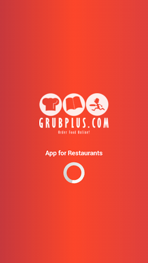 Grub Plus Restaurant App