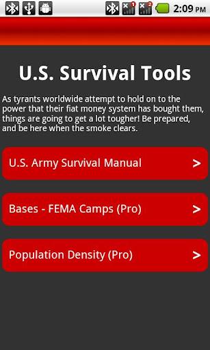 U.S. Survival Tools Lite