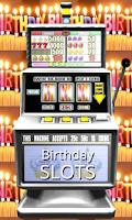 Screenshot of Birthday Slots - Free