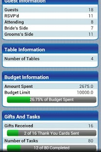 Wedding Planner Premium- screenshot thumbnail