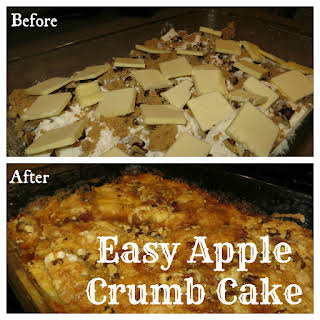 Apple Crumb Cake With Cake Mix Recipes.