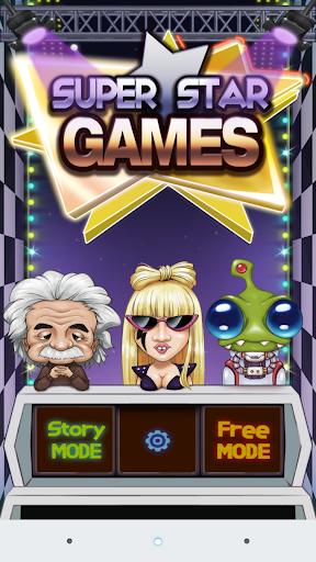 SUPER STAR GAMES
