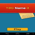 TBG Name It icon