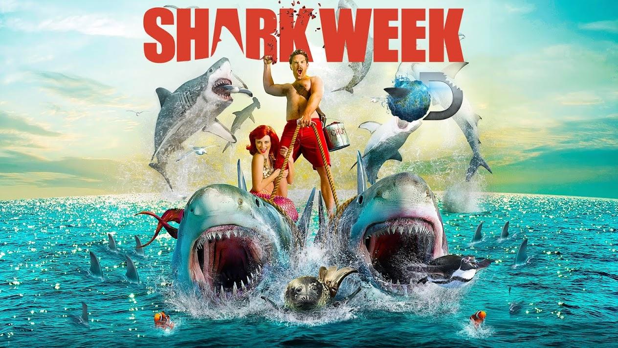Shark Week 2009: Jawsome July Returns With Shark Week On