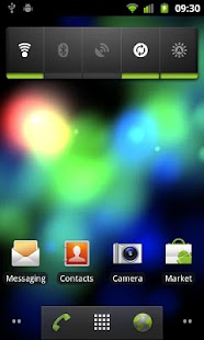 Crazy Colors Live Wallpaper - screenshot thumbnail