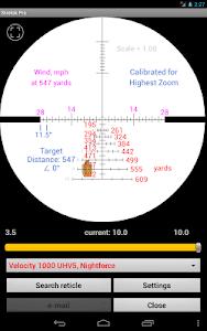 Strelok Pro v2.3.4