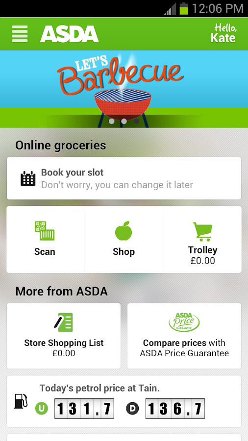 The Asda Price Guarantee is our promise that we'll be 10% cheaper than Tesco, Sainsbury's, Morrisons or Waitrose on your comparable grocery shopping or we'll give you a voucher for the difference.