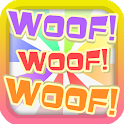 "Angel Talk ""Woof! Woof! Woof!"" icon"