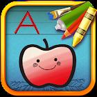 Alphabet Coloring icon