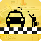 TagMyTaxi - Customer App
