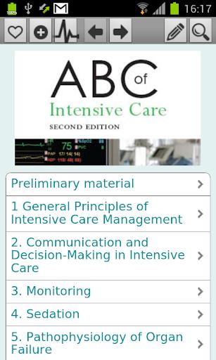ABC of Intensive Care 2e
