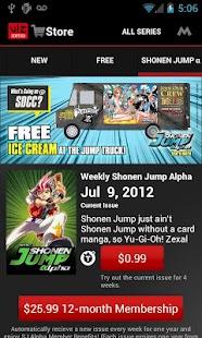 VIZ Manga- screenshot thumbnail