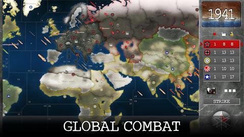 1941: World War Strategy Screenshot 1