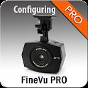 FineVu PRO configuringPRO icon