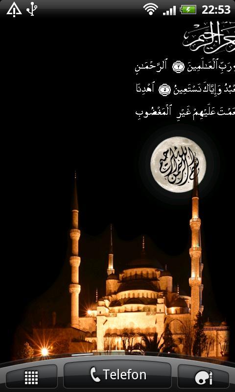 Mosque Live Wallpaper - screenshot