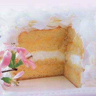 Coconut Pineapple Cake.