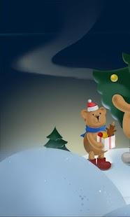 Christmas Bears Free LWP - screenshot thumbnail