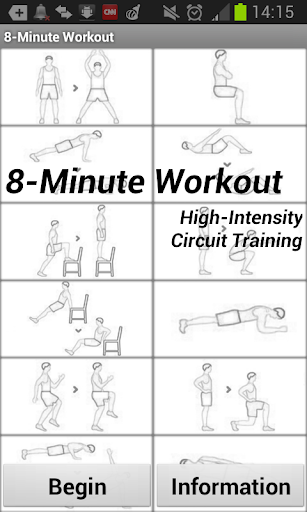 8-Minute Workout
