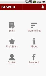 SCWCD EXAM- screenshot thumbnail