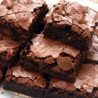 Simple Delicious Fudge Brownies.