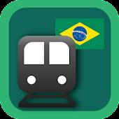 BRAZIL METRO - SAO PAULO & RIO