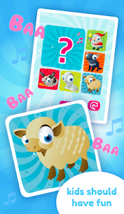 Baby Sounds Game- screenshot thumbnail