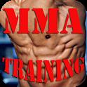 MMA Training icon