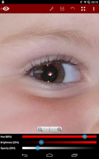 Red Eye Removal (Free)- screenshot thumbnail