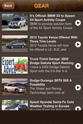Truck Trend Insider - screenshot