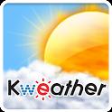 케이웨더 날씨(기상청 날씨,미세먼지,위젯,세계날씨) icon