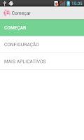 Screenshot of Cantadas Fodas