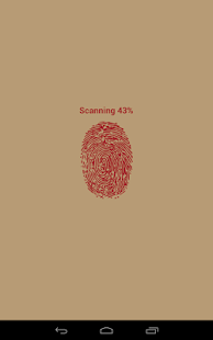 Finger Scanner - Past Life- screenshot thumbnail