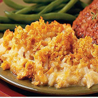 Cheesy Potatoes.