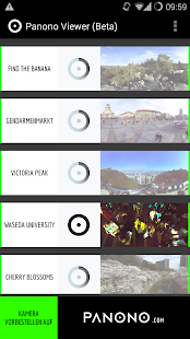Panono - screenshot thumbnail
