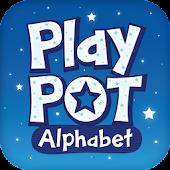 Play POT Alphabet Snowball