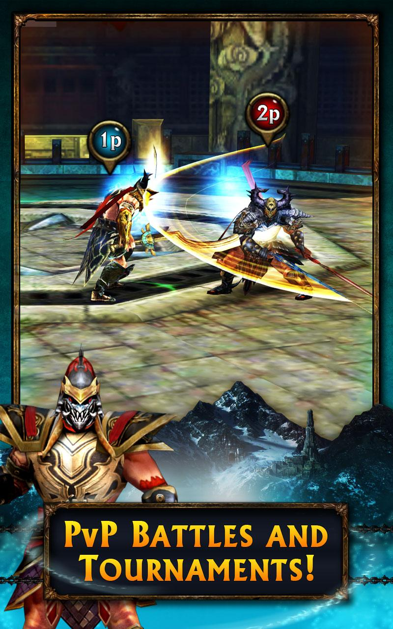 ETERNITY WARRIORS 2 screenshot #12