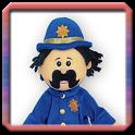 شرطة الاطفال icon
